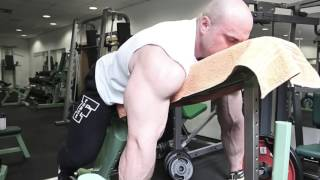 Trénink zad / Back workout