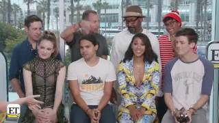 The Flash Entertainment Tonight SDCC Livestream