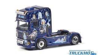 wsi klinkhammer scania r topline ac dc showtruck 01 1832 lkw modell truckmo com