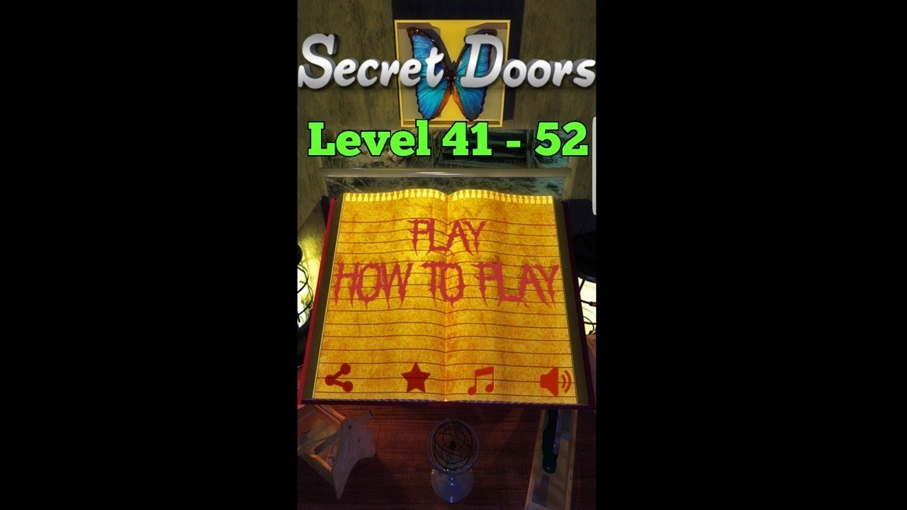 100 Floors Can You Escape 100 Doors Level 41 52