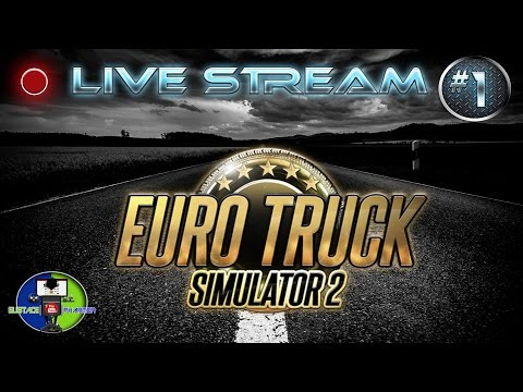 Euro Truck 2-First Episode ever