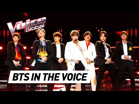 SUPERSTARS In The Voice