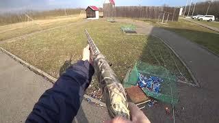 Стендовая стрельба перед весенней охотой