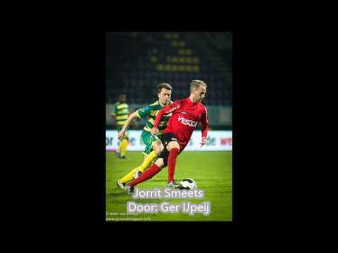 """Jorrit Smeets na Fortuna - Helmond Sport """"Ik heb het goed naar mijn zin""""."""