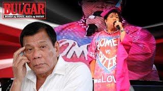 Duterte, minura ni Juana Change?