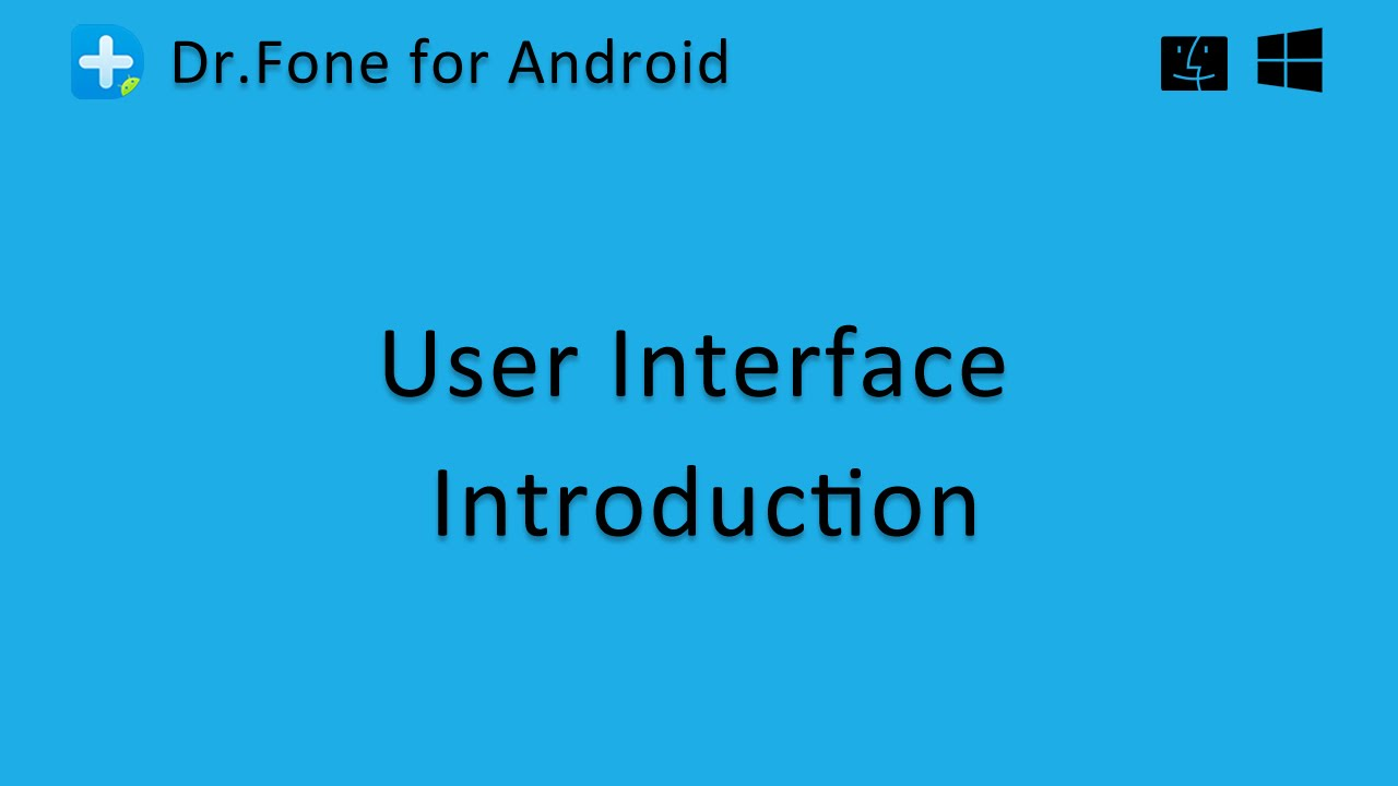 dr fone Toolkit for Android 8 3 3 - Download