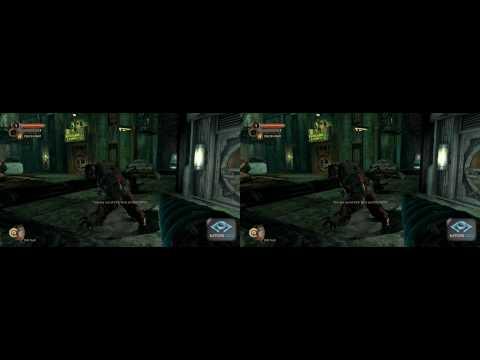 Bioshock 2 in Stereoscopic 3D!