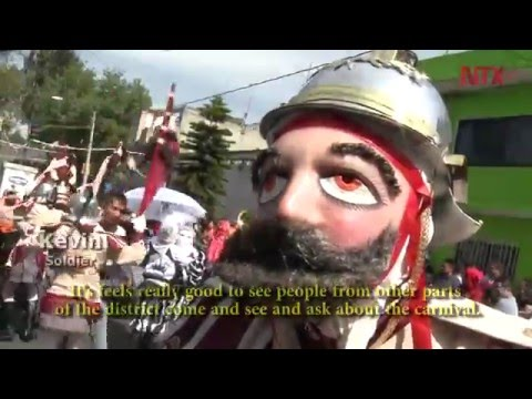 Carnivals of Mexico City