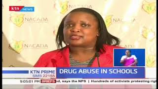Survery: 4-year-old pupils abusing drugs