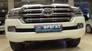 Toyota Land Cruiser 200 Series Рестайлинг 2