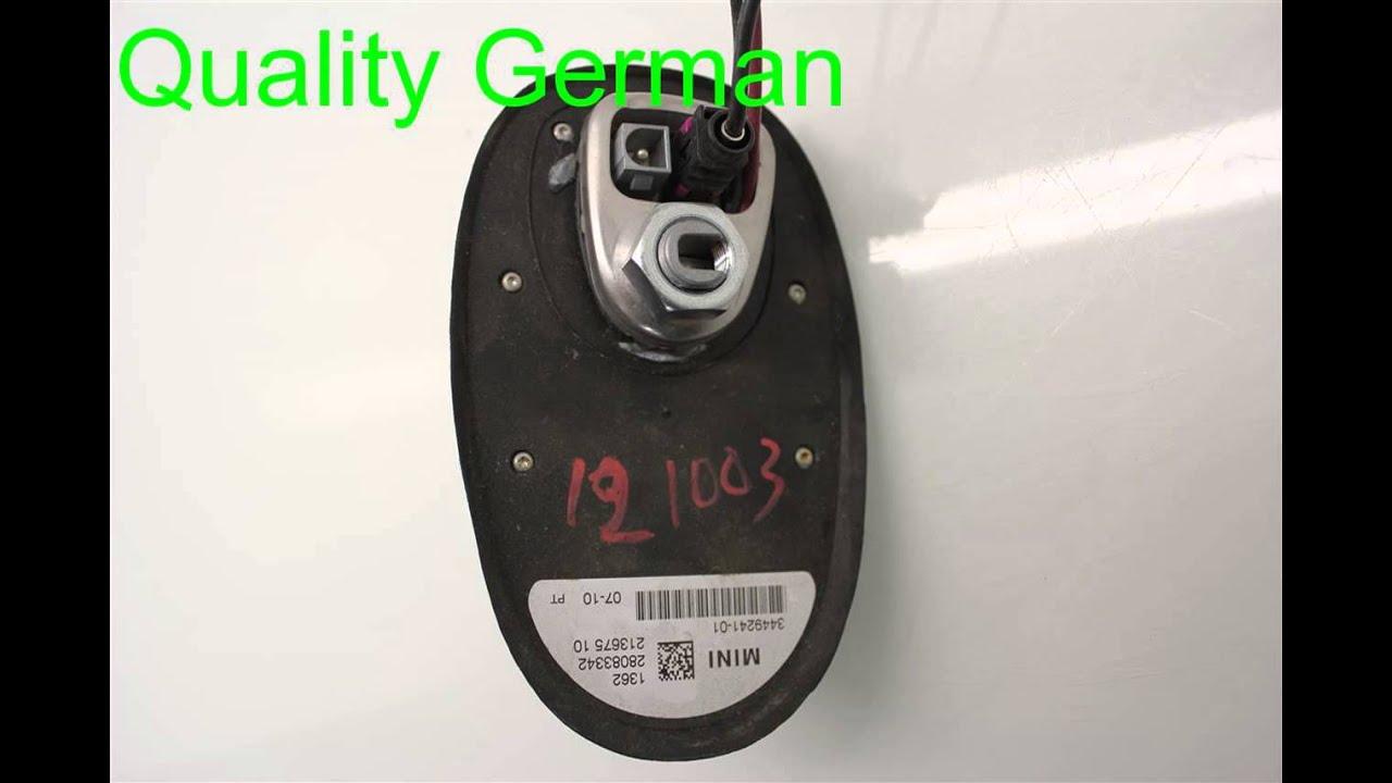 hight resolution of 2010 minicoope rear roof antenna ht 3449241 01 qgautoparts com used volkswagen audi mi oem