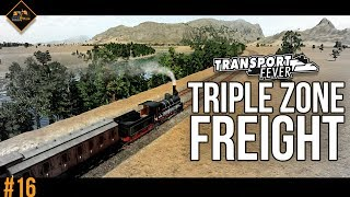 Multi-zone freight distribution | Transport Fever Metropolis #16