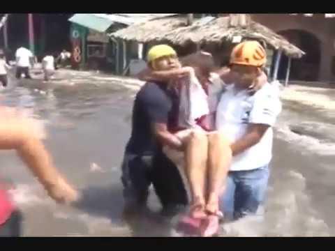 7.0 EARTHQUAKE Hits Nicaragua and El Salvador -TSUNAMI/Hurricane making landfall now