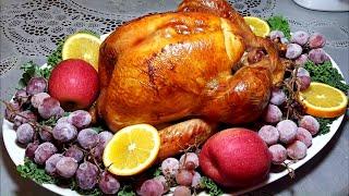 Pavo de accion de gracias – Thanksgiving Turkey