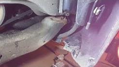 Windshield washer pump Ford Taurus 2004