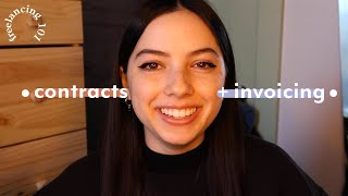 How To Set Up Contracts + Invoices As A Freelancer   Ep5