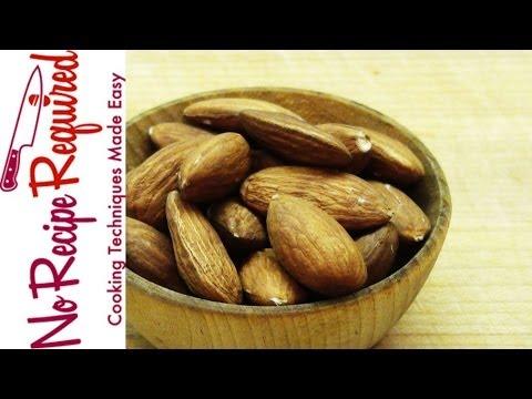 Make How to Toast Almonds - NoRecipeRequired.com Screenshots