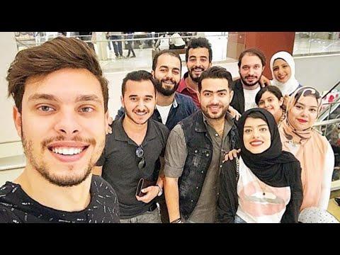 قبل فرح احمد حسن بأسبوع كان بيغير على زينب من ماندو و اكرامى