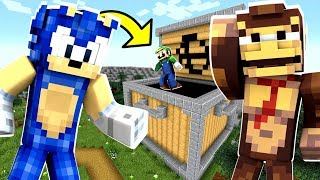 Smash Bros Minecraft - Sonic's NEW Smash Team! [4]