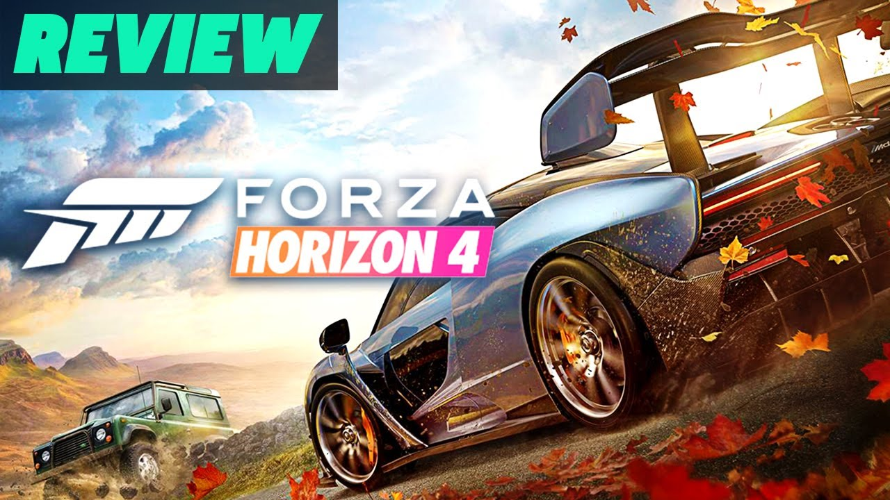 forza horizon 4 review youtube. Black Bedroom Furniture Sets. Home Design Ideas