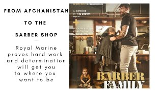 From Afghanistan to the barber shop - episode 005