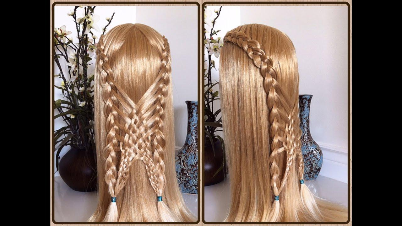Peinados faciles y rapidos de hacer con trenza peinados - Como hacer trenzas sencillas ...