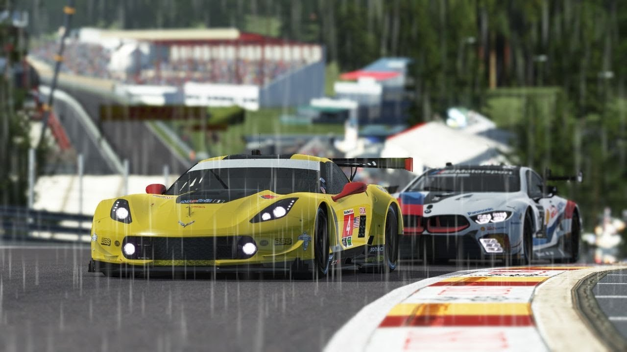 WTS - GTE @ Spa-Francorchamps > Comments @SimRacing-GP net