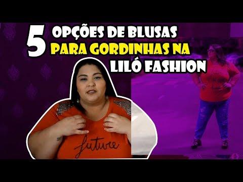 5 Opções de Blusas para Gordinhas na Liló Fashion
