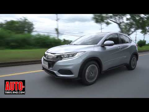 ทดลองขับ Honda HR-V ใหม่ มีอะไรเปลี่ยนแปลงปรับปรุงมาบ้าง ???
