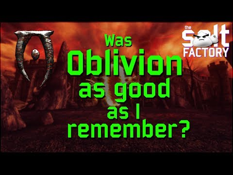 Was Oblivion as good as I remember? - My analysis after an 8 year hiatus