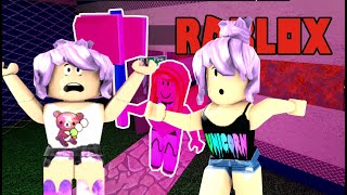 Roblox - Ana & Bela, NÃO ZANGUEM O MARRETÃO! (Flee the facility)