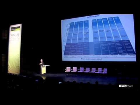 Per Sandberg, Accenture, Project Manager - Vision 2050 WBCSD