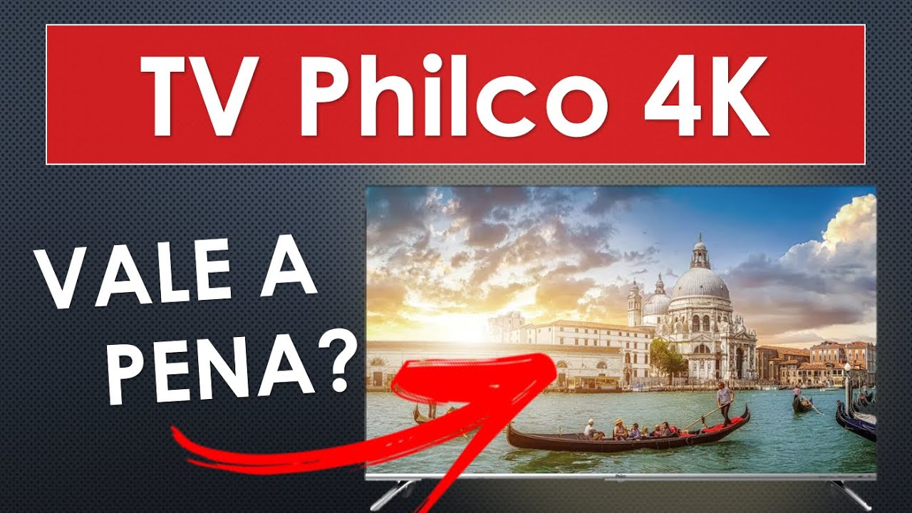 Smart TV Philco 4k 50 polegadas PTV50G71AGBLS é boa?