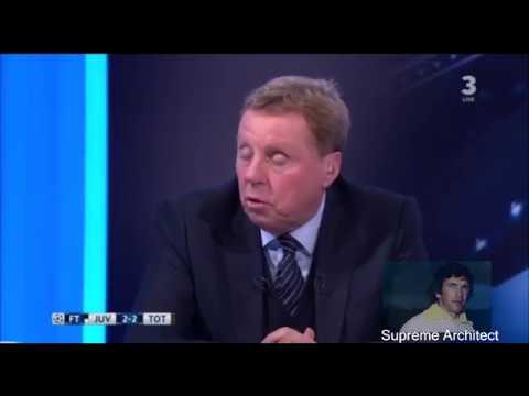 Juventus 2-2 Tottenham Post Match Analysis Harry Redknapp, Neil Lennon