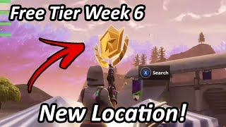Week 6 Free Tier Moved! (New Location) - Fortnite Battle Royale