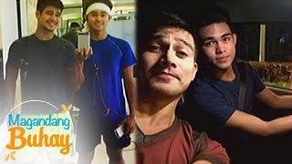 Magandang Buhay: Piolo and Iñigo's relationship