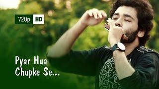 Pyar Hua Chupke Se (improvisations) - Harmonica (Instrumental | Cover) - Gourab Das (gourabex) Resimi