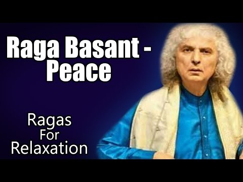 Raga Basant - Peace | Pandit Shiv Kumar Sharma | ( Album: Ragas For Relaxation )