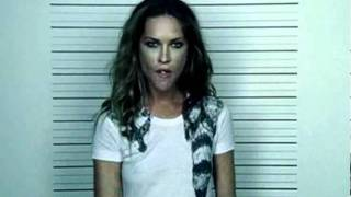 Erin Wasson My Name Is William Rast, Mugshots