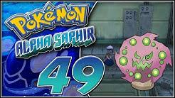 Der Scanner und Kryppuk in der Seewoge Malvenfroh! - Pokémon Alpha Saphir #49