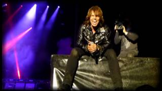 Europe - Love is not the enemy (Live SRF 2013)