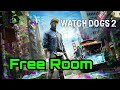 WATCH DOGS 2 Live free room Part 7