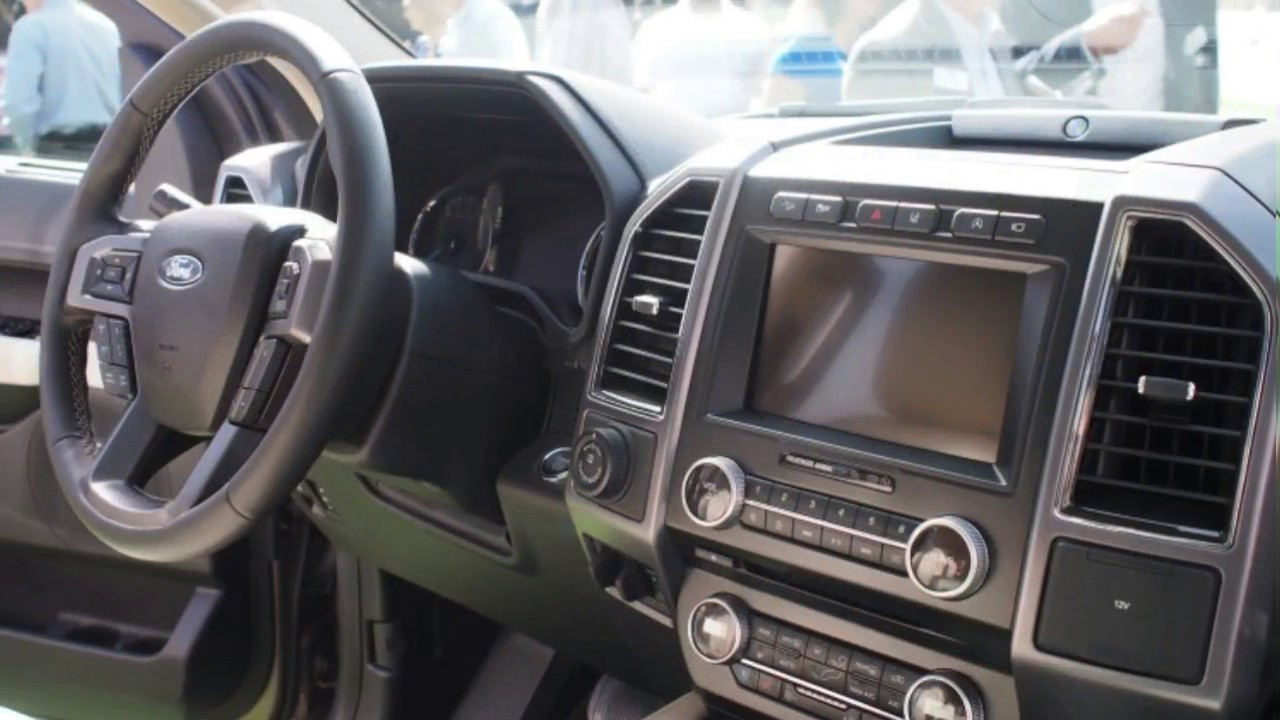 Interior 2018 ford expedition and expedition max