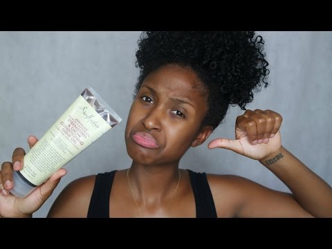 Natural Hair | Shea Moisture Jamaican Black Castor Oil First Impression | JasmineLaRae