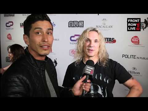 Steel Panther (Michael Starr) On New Album 'Lower The Bar' & Sweet Relief Fund w/ @RobertHerrera3