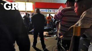 Deja balacera dos heridos en V. Carranza