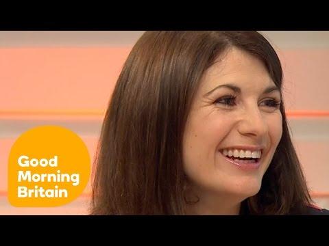 Jodie Whittaker's New Film Life Skills  Good Morning Britain