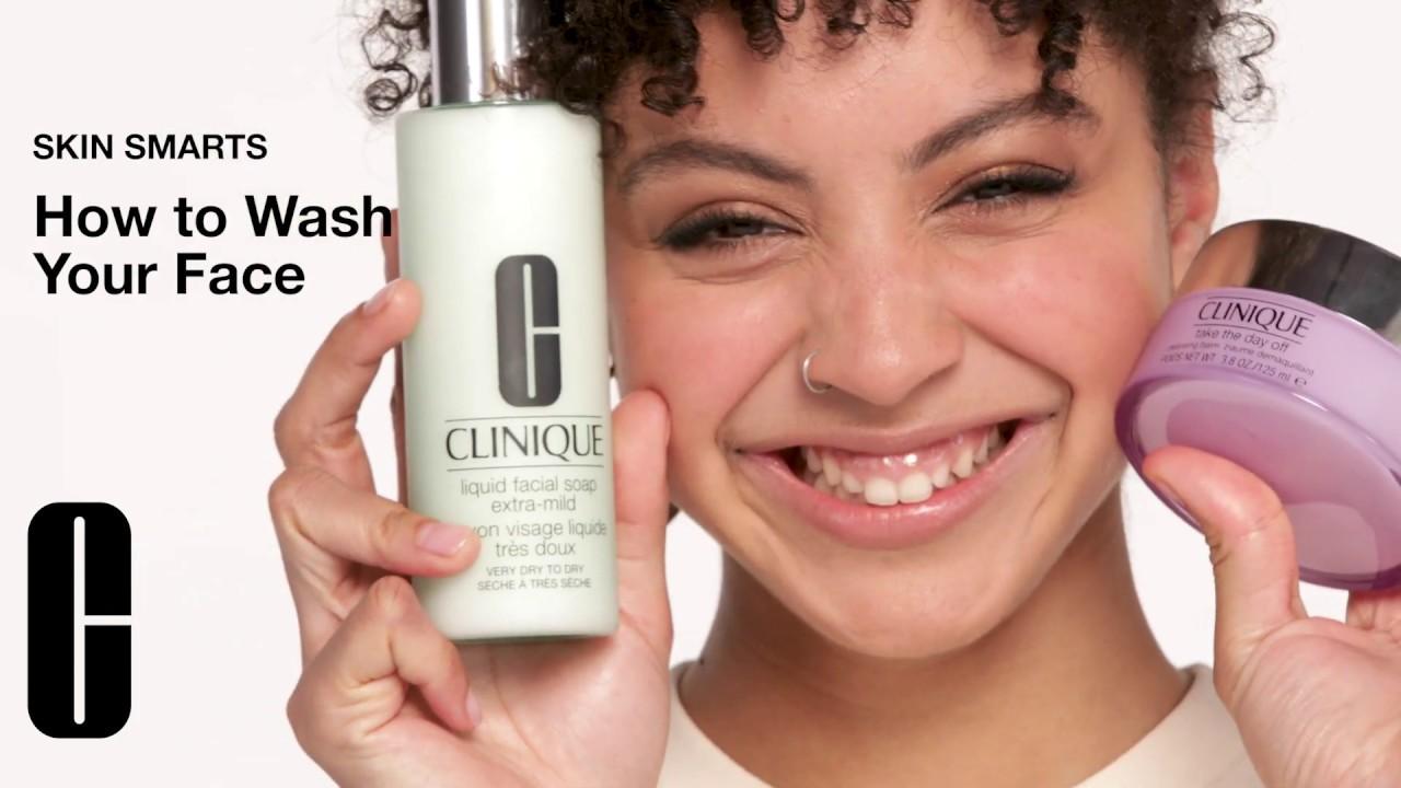 Comment bien nettoyer votre peau