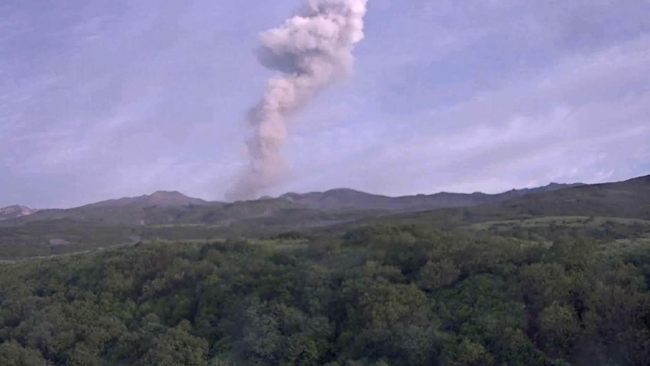 вулкан 24 км