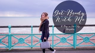 Get Ready With Me: A Day In The City - Brighton | Hello October